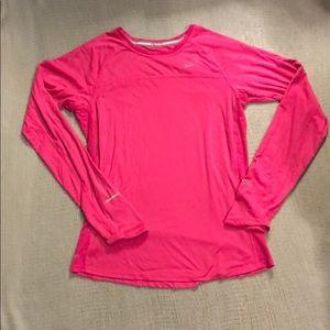 Nike Long Sleeve Running T
